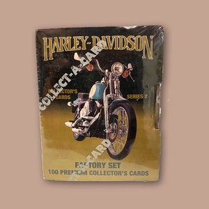Harley Davidson 1992 Collector's Cards Series 2